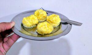Quick Eggs puffs